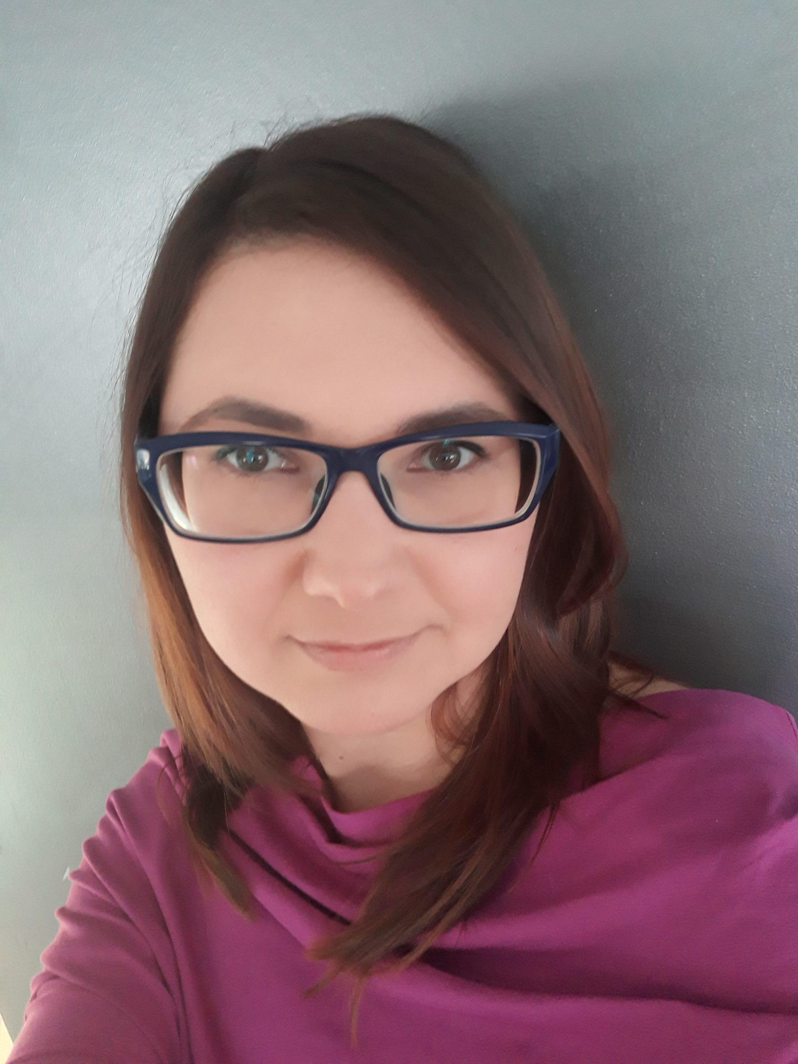 Małgosia Łapiuk Wirtualna Asystentka zdjęcie portretowe